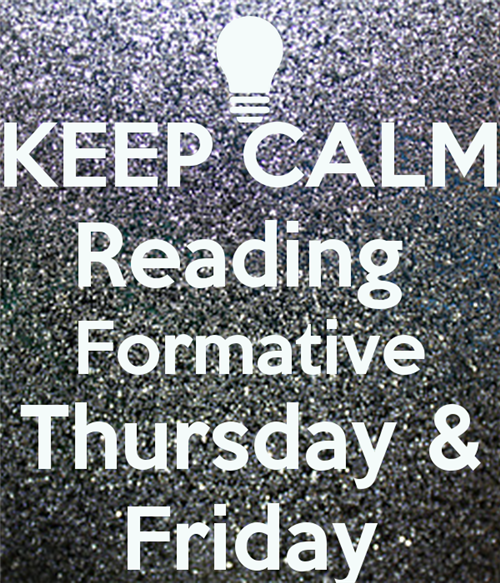 reading formative