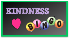KINDness Elves visit GlenCove and Bring KINDness Bingo!